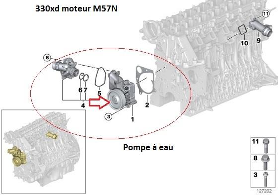 [ Bmw E46 330 xd M57N an 2003 ] Problème ventilateur secondaire (résolu) 11_33010