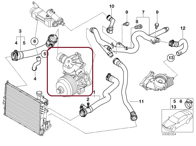 [ Bmw E46 330 xd M57N an 2003 ] Problème ventilateur secondaire (résolu) 11_ref10