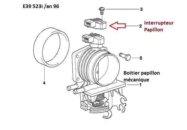 [ BMW E39 523I M52 an 1999 ] Problème EML allumé en mode dégradé (Résolu ) - Page 2 13_e3910