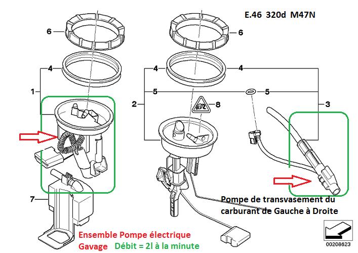 [ Bmw E46 320d M47 an 2002 ] Panne démarrage difficile par tous les temps (Résolu) 16_e4610