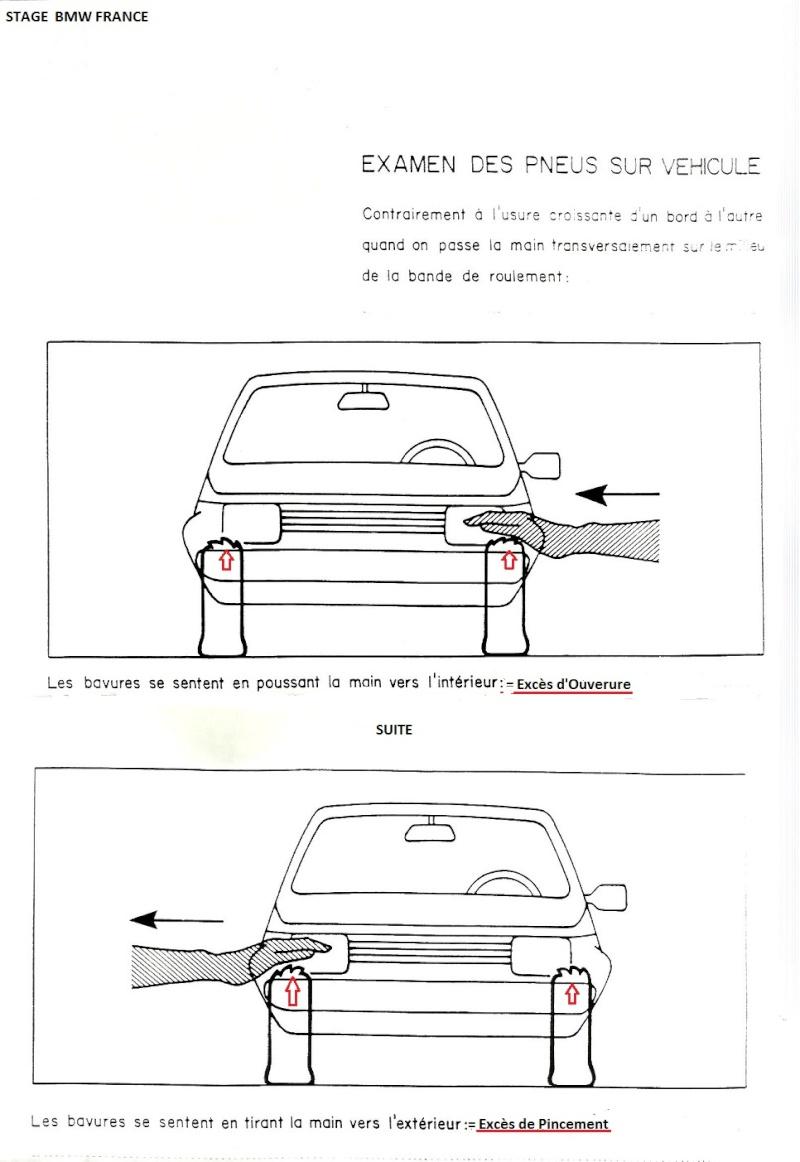 [ Bmw E46 330 xi touring an 2003 ] Usure pneu seulement en taille été  32_usu10