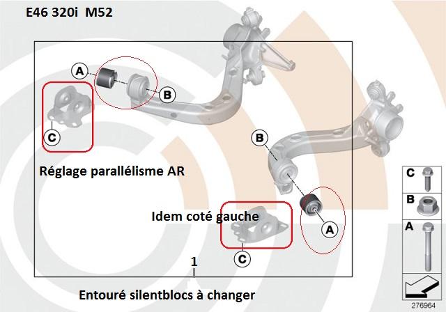 [ Bmw e46 320i an 1999 ] problème liaison au sol ( Résolu) - Page 2 33_kit10