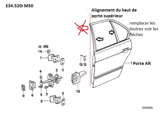 [ BMW E34 520i an 1993 ] Problème vitre électrique et centralisation (résolu) - Page 2 41_e3410