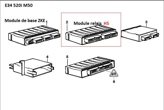 [ BMW E34 520i an 1993 ] Problème vitre électrique et centralisation (résolu) - Page 2 61_e3410