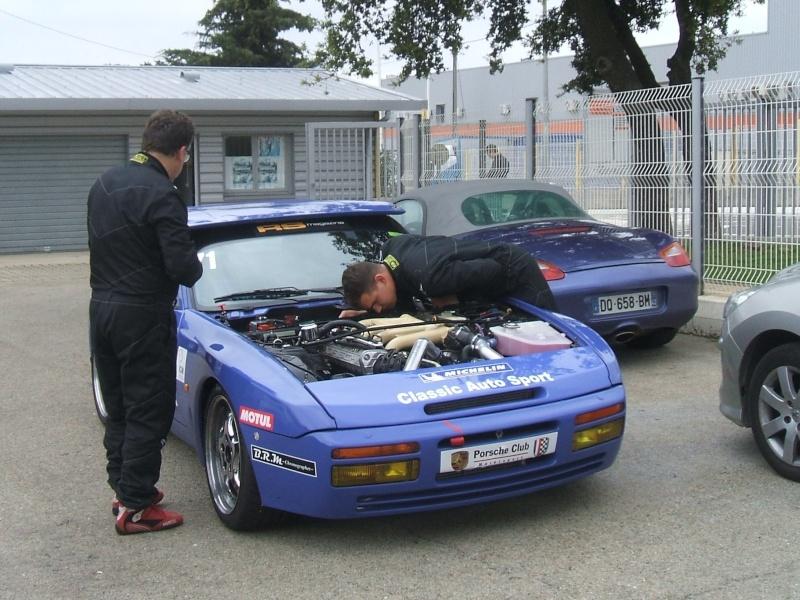 Nimes Ledenon le 15 et 16 avril avec  Porche Club Motorsport - Page 4 Dscf4510