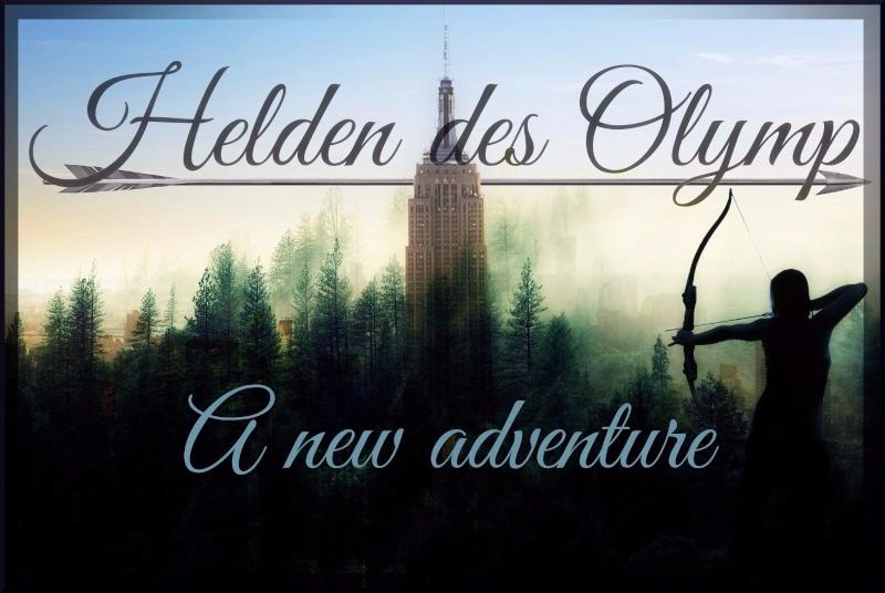 Helden des Olymp - A new Adventure