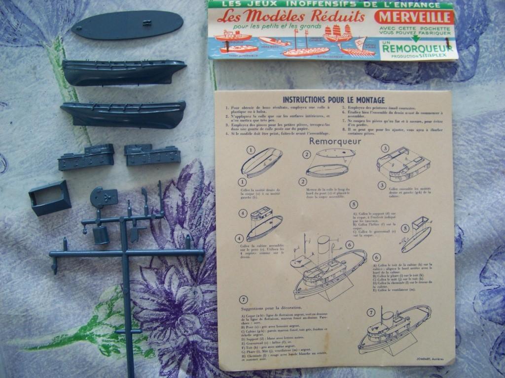 Paquebot mixte SS Brasil au 1/400 Revell  100_9361