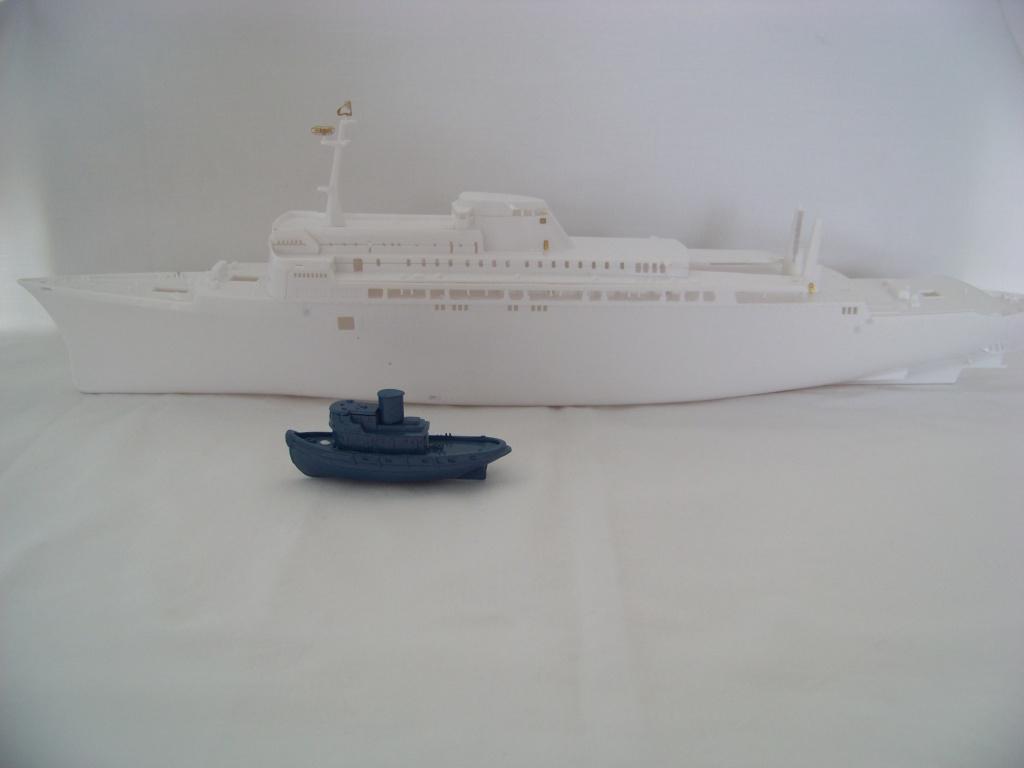 Paquebot mixte SS Brasil au 1/400 Revell  100_9367