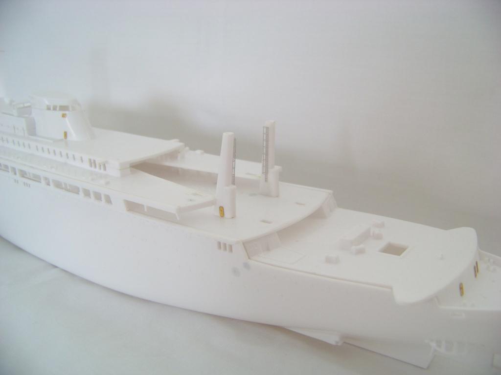 Paquebot mixte SS Brasil au 1/400 Revell  100_9368