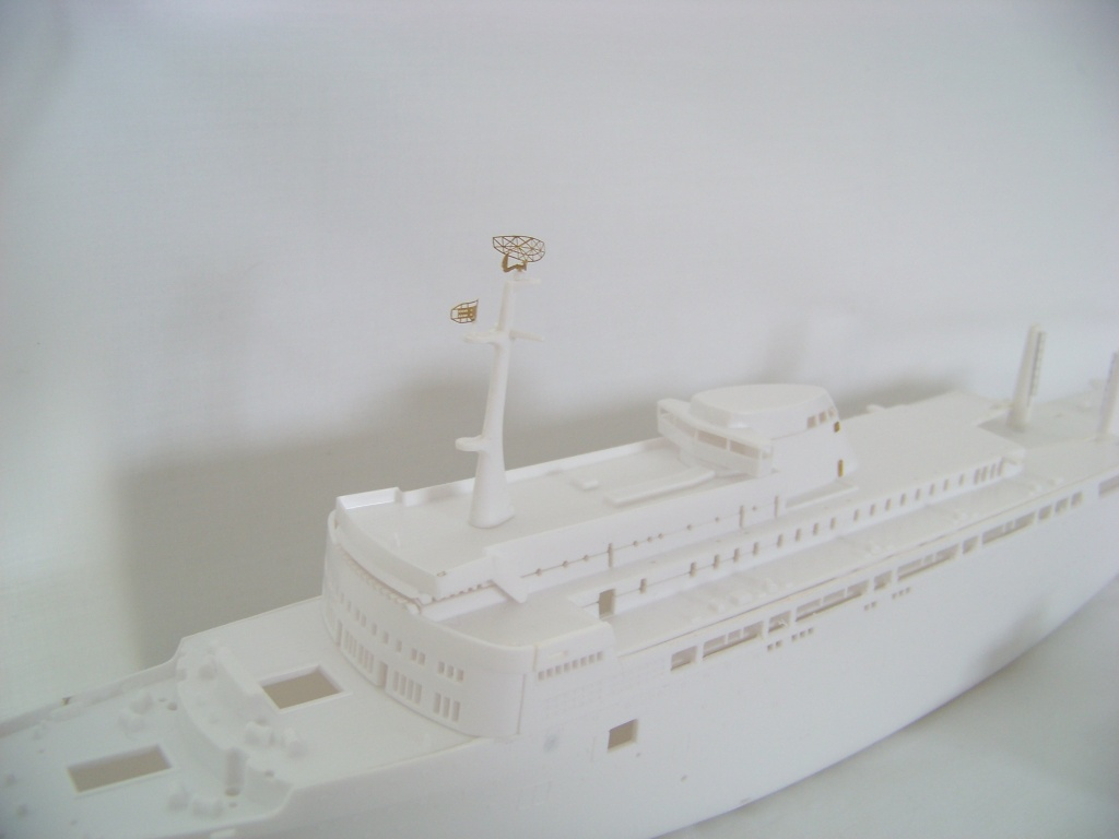 Paquebot mixte SS Brasil au 1/400 Revell  100_9369