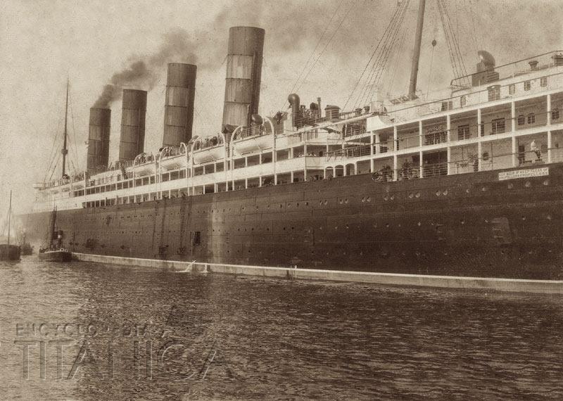 Dio : Torpillage du RMS Lusitania (Gunze Sangyo 1/350°) par PLEF 800x5712