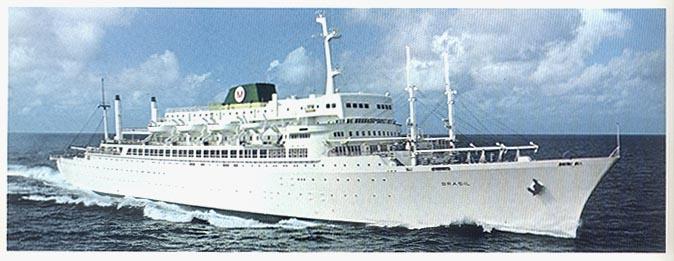 Diorama du torpillage du RMS Lusitania 1/350 Gunze Sangyo - Page 5 Brasil10