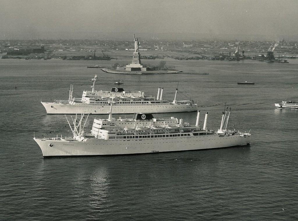Paquebot mixte SS Brasil au 1/400 Revell  Brasil15