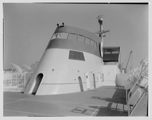 Paquebot mixte SS Brasil au 1/400 Revell  Brasil19