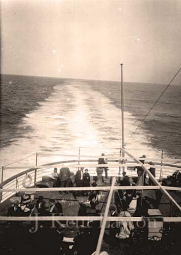 Diorama du torpillage du RMS Lusitania 1/350 Gunze Sangyo - Page 2 Lusita13