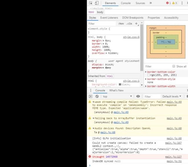 [Jeu] InTheCube (WebAssembly port) Web_er10