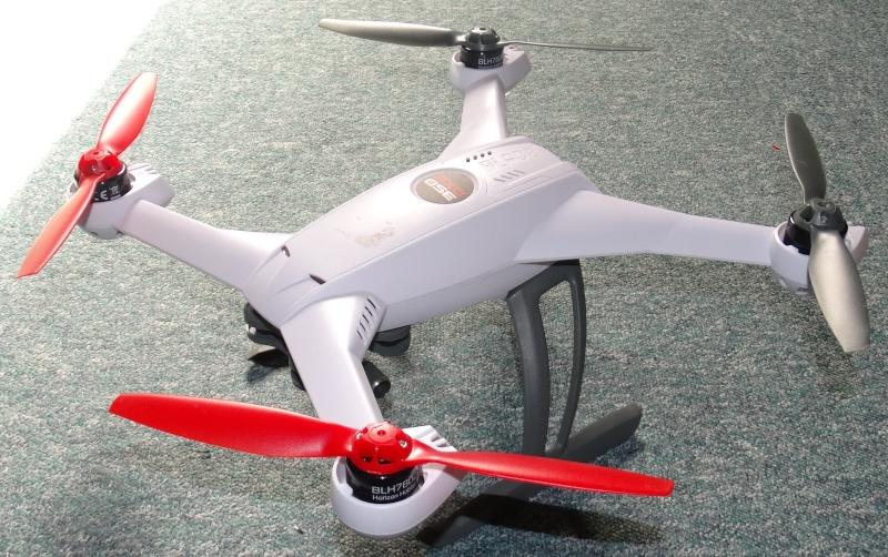 """Vorstellung meines """"Hubbis"""" Quadrocopter Blade 350 QX2 Dsc04210"""