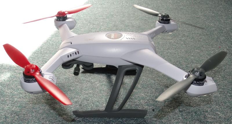 """Vorstellung meines """"Hubbis"""" Quadrocopter Blade 350 QX2 Dsc04211"""