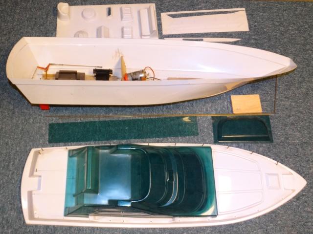 Marauder -- Motoryacht von robbe aus den frühen 80ern Dsc04410