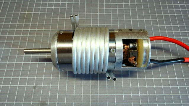 Marauder -- Motoryacht von robbe aus den frühen 80ern Dsc04414