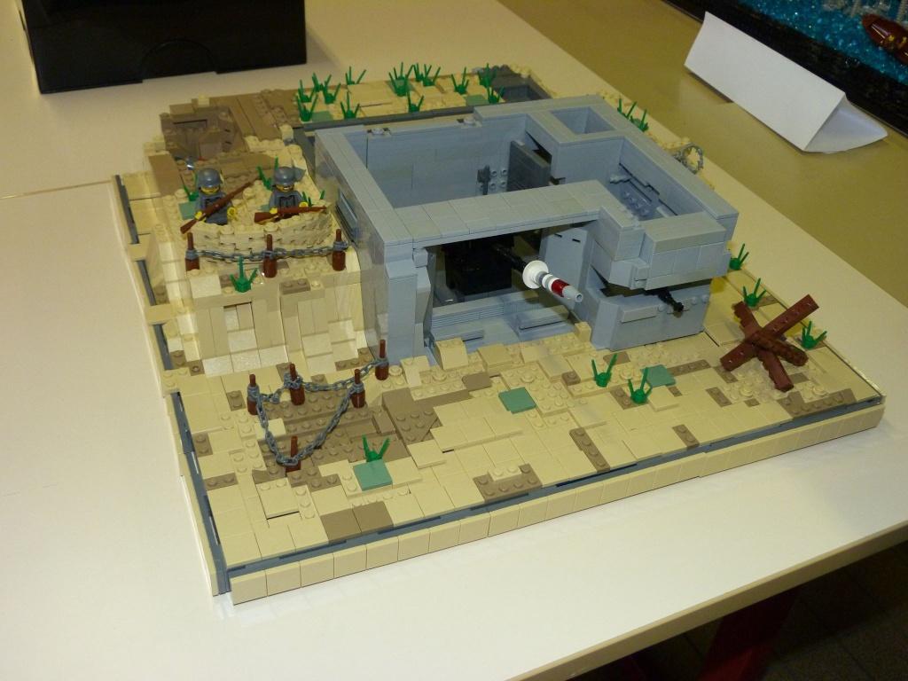 Diorama Elves exposition de LEGO Villeurbanne 2/04/16 12525210