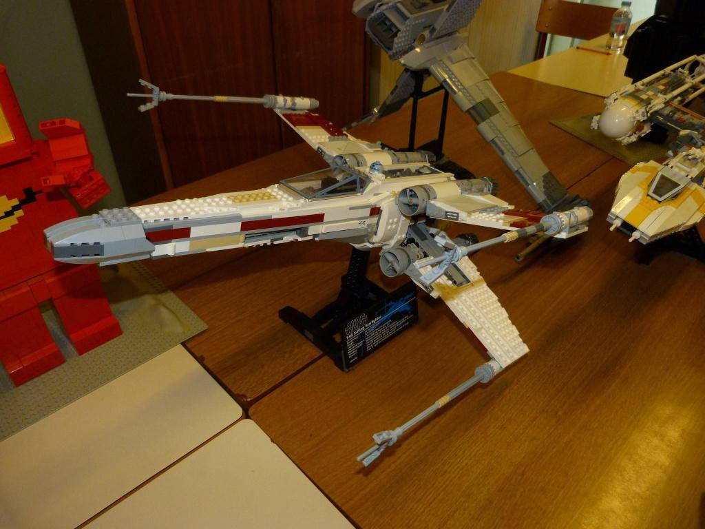 Diorama Elves exposition de LEGO Villeurbanne 2/04/16 12719410