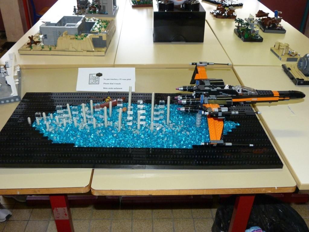 Diorama Elves exposition de LEGO Villeurbanne 2/04/16 12891110