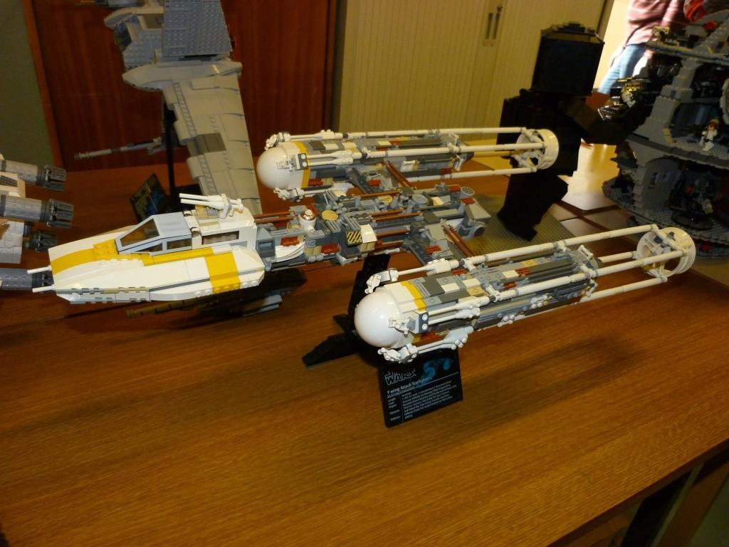 Diorama Elves exposition de LEGO Villeurbanne 2/04/16 12916110
