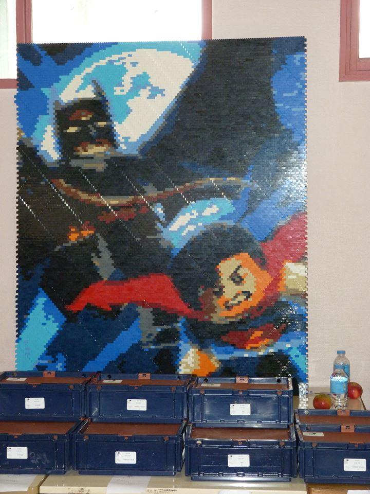 Diorama Elves exposition de LEGO Villeurbanne 2/04/16 12919610