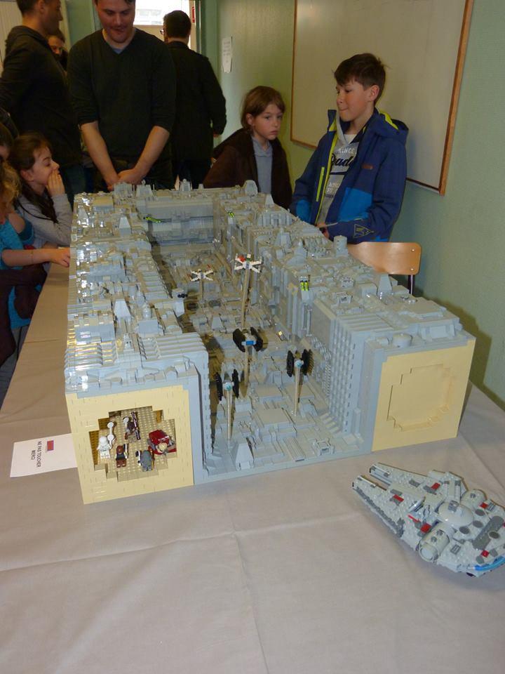 Diorama Elves exposition de LEGO Villeurbanne 2/04/16 12923210