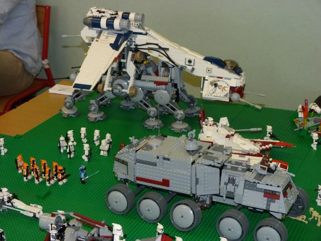 Diorama Elves exposition de LEGO Villeurbanne 2/04/16 12957610