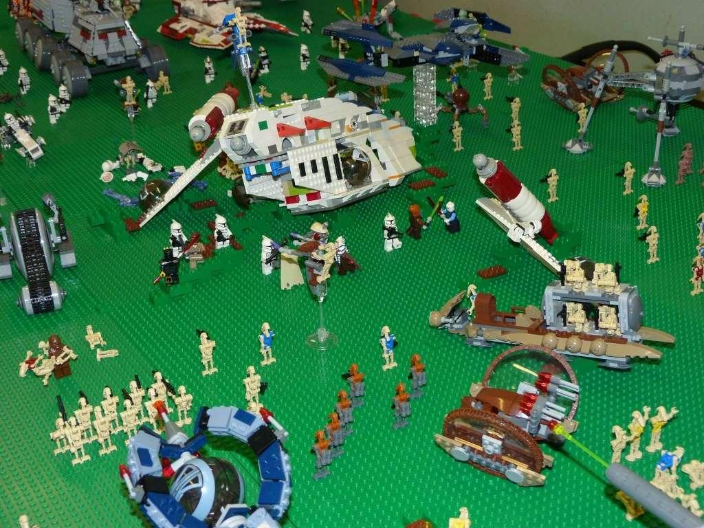 Diorama Elves exposition de LEGO Villeurbanne 2/04/16 12957611