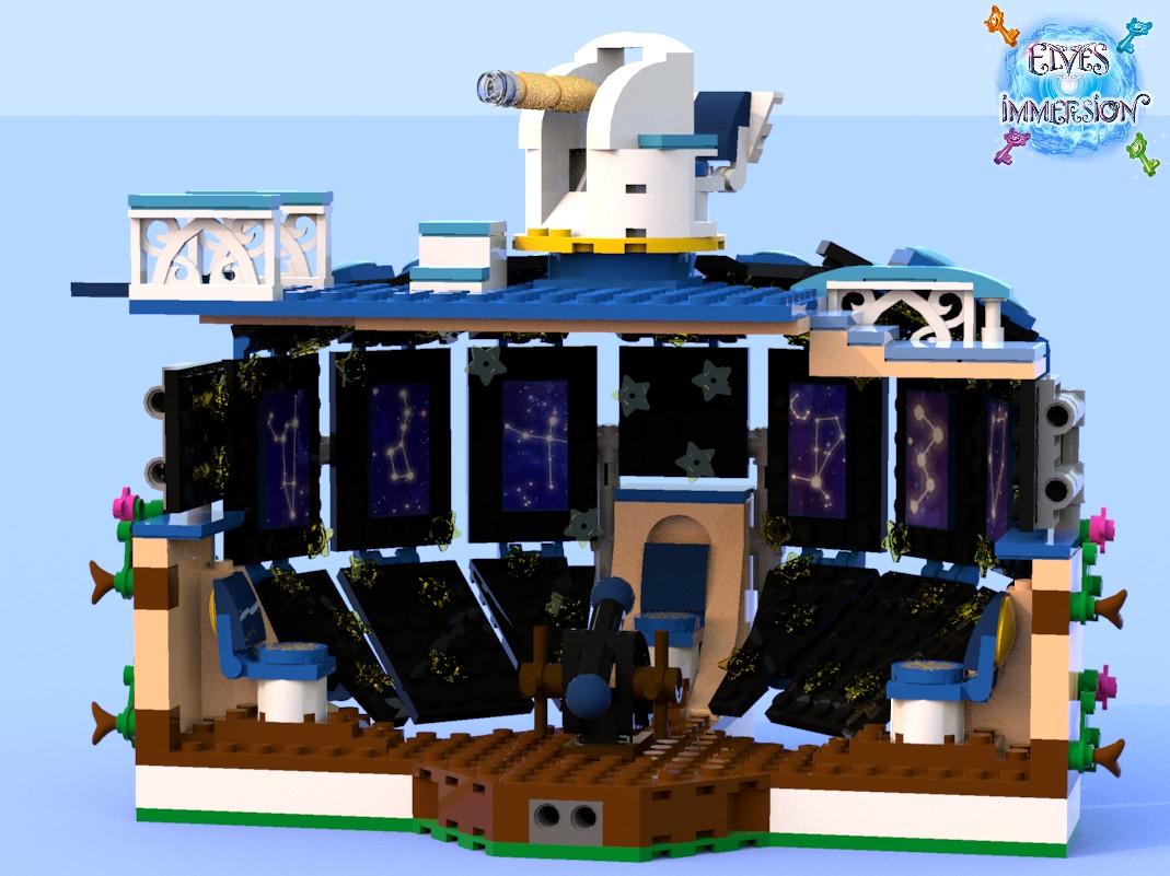 [LDD] L'observatoire des étoiles 510
