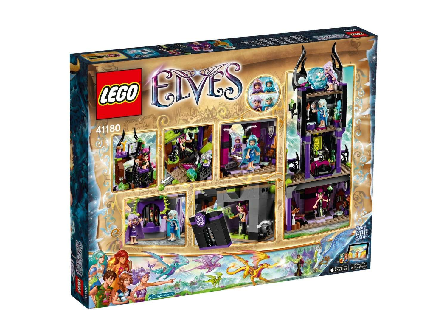 Lego Elves 2016 ! - Page 7 91lsdd10