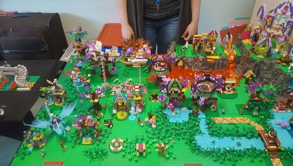 Diorama Elves exposition de LEGO Villeurbanne 2/04/16 Img_2012