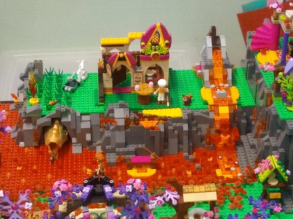 Diorama Elves exposition de LEGO Villeurbanne 2/04/16 Img_2013