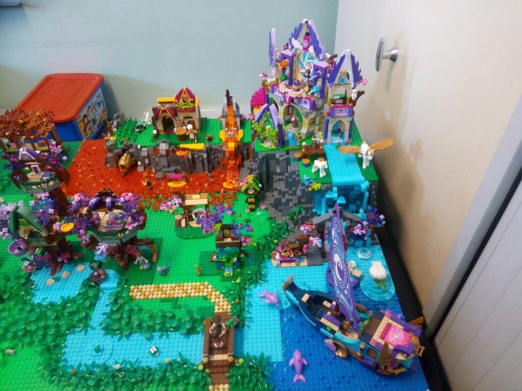 Diorama Elves exposition de LEGO Villeurbanne 2/04/16 Img_2015