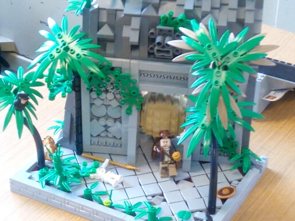 Diorama Elves exposition de LEGO Villeurbanne 2/04/16 Img_2020