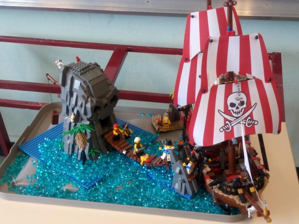 Diorama Elves exposition de LEGO Villeurbanne 2/04/16 Img_2021