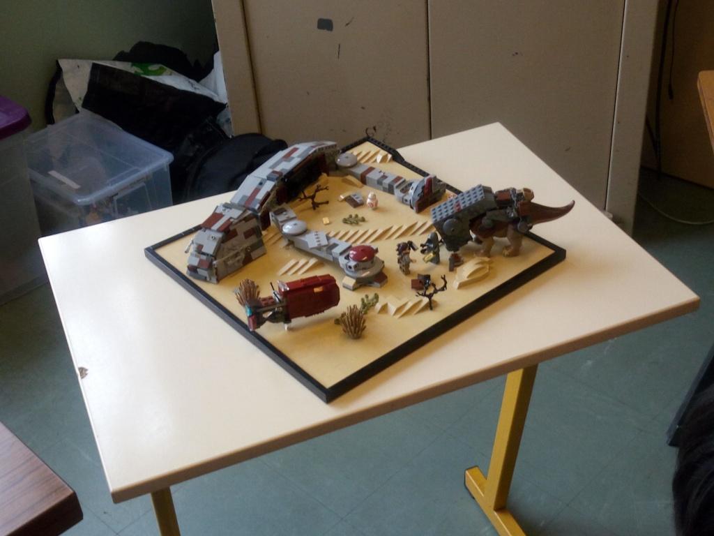 Diorama Elves exposition de LEGO Villeurbanne 2/04/16 Img_2022