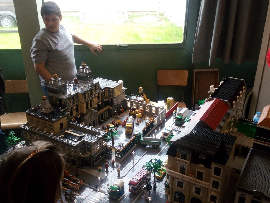 Diorama Elves exposition de LEGO Villeurbanne 2/04/16 Img_2024