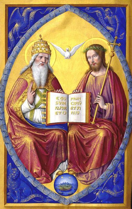 Народные приметы и полезные советы на день Святой Троицы 86346210