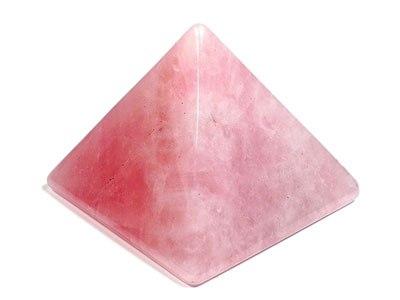Пирамидки из розового кварца и родонита Imcptd10