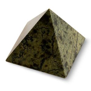 Пирамидка из змеевика Picf4610