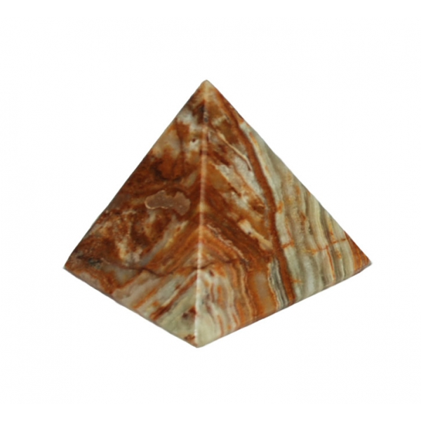 Пирамидка из оникса  Pirami10