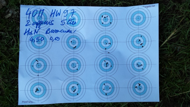 Carton 40m  HW 97k - 16 joules 40m_hw15