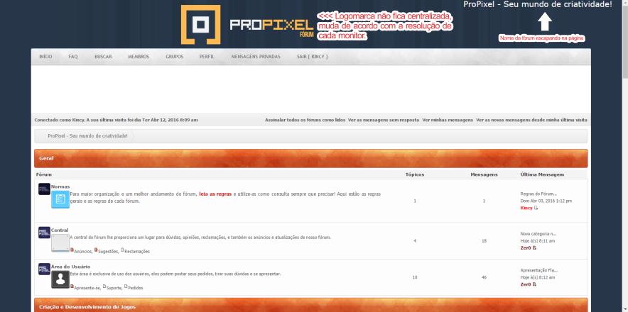 Logomarca do fórum descentralizada e Nome do fórum com erro Proble14