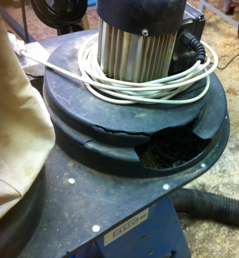 reparation aspirateur a copeaux Img_0811