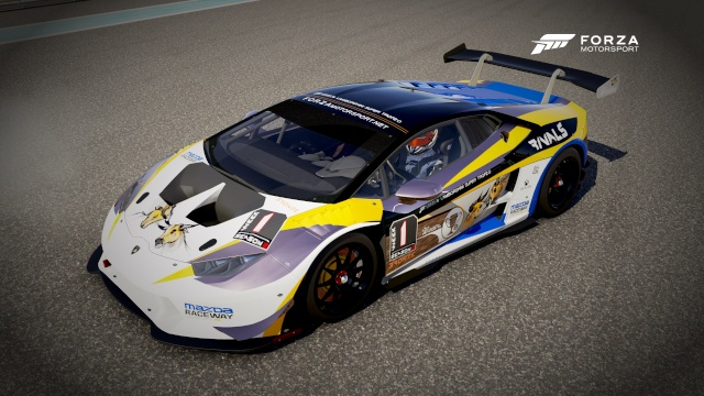 Gagnez une Unicorn avec les Lamborghini Super Trofeo Series Rival_10