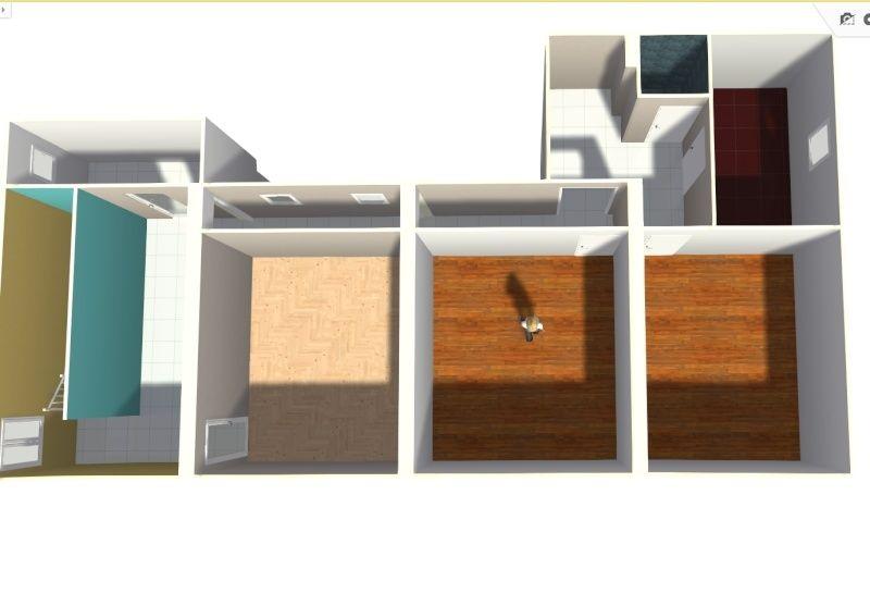 projets de placard et decoration longs couloirs étroits  - Page 2 Plan_e12